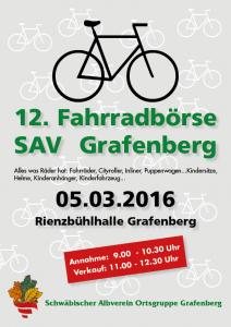 SAV_Plakat_Fahrradbörse_2016